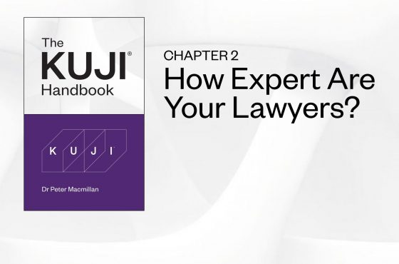 CHAPTER 2 - HOW EXPERT ARE YOUR LAWYERS?