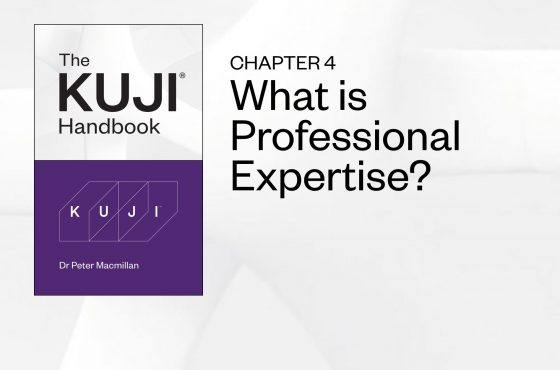 CHAPTER 4 - WHAT IS PROFESSIONAL EXPERTISE?
